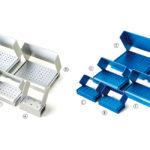 アルミニウムバーブロック Aluminium Bur Blocks