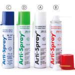 アルティ・スプレー (適合検査スプレー) Arti-Spray